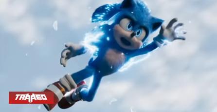 Comic-Con libera nuevas imágenes Sonic: La Película con su rediseño