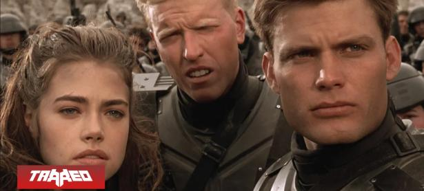 Starship Troopers tendrá un videojuego RTS para 2020