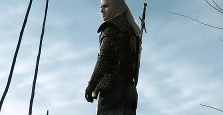 Los nuevos posters de <em>The Witcher</em> nos muestran a Geralt, Ciri y Yennefer