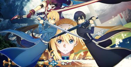 Filtran por error fecha de estreno de <em>Sword Art Online: Alicization Lycoris</em>