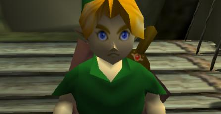 Fan de <em>Zelda</em> juega <em>Ocarina of Time</em> en realidad virtual por 1 día completo