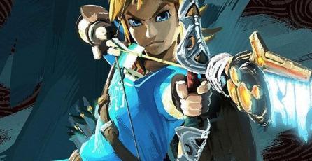 Imágenes muestran detrás de cámaras del trailer de <em>Zelda: BOTW 2</em>