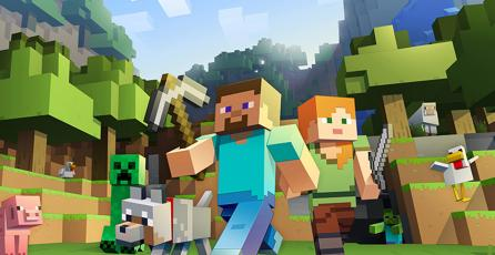 <em>Minecraft</em> para PS4 se une al cross-play con Xbox One, PC y Switch