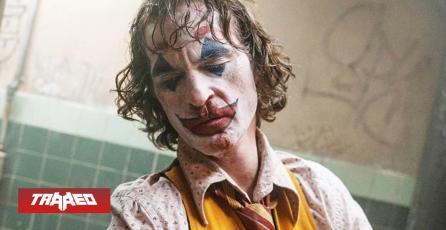 """Joker se lleva 4 nominaciones a los Globos de Oro incluyendo """"Mejor Película"""""""