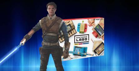 Ofertas de la semana: <em>Star Wars Jedi</em>, <em>Metal Gear Solid V</em> y Nintendo LABO