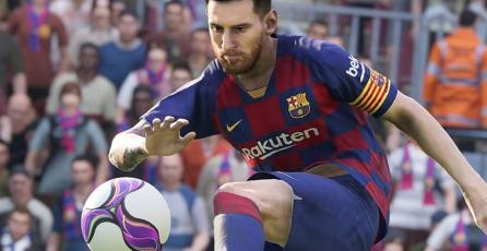 Versión Lite de <em>eFootball PES 2020</em> ya está disponible en PS4, Xbox One y PC