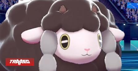 Fan captura Wooloo shiny en Pokémon Sword & Shield después de 67 horas