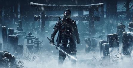 Veremos nuevo trailer de <em>Ghost of Tsushima</em> en The Game Awards 2019