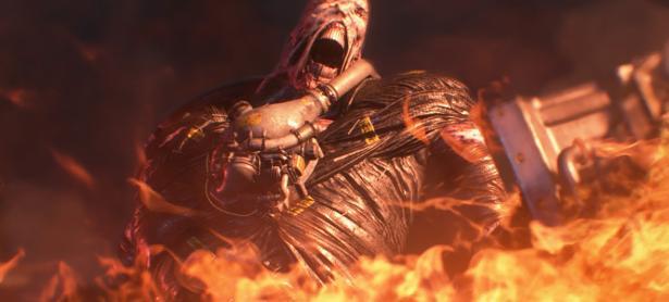 <em>Resident Evil 3</em>: así luce Nemesis en el remake del clásico survival horror