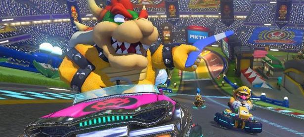<em>Mario Kart 8 Deluxe</em> asciende a los primeros lugares en Reino Unido