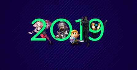 Los mejores juegos de 2019 para el staff de LEVEL UP