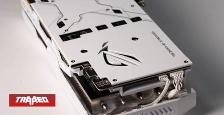 ASUS ROG ha anunciado la Strix GeForce RTX 2080 Ti White Edition
