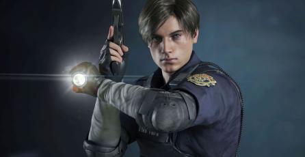 Descubren otro demo de <em>Resident Evil 2 </em>en la tienda de Xbox