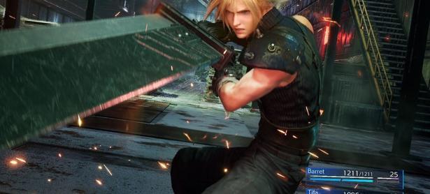 ¡<em>Final Fantasy VII Remake </em>estará presente en The Game Awards 2019!