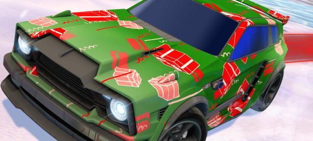 <em>Rocket League</em> celebrará Navidad con el regreso de Frosty Fest