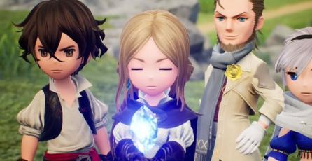 Anuncian <em>Bravely Default II</em> para Nintendo Switch