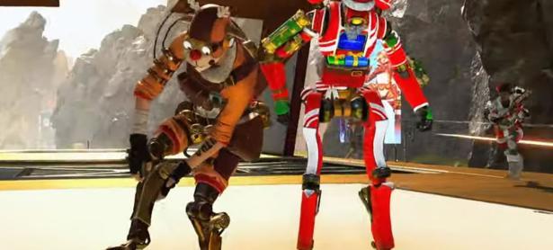 Ya puedes disfrutar el evento navideño de <em>Apex Legends</em>