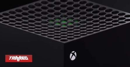 Xbox Series X será la nueva consola de Microsoft en 2020