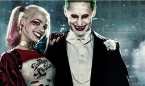 Robbie critica la relación de Harley Quinn y Joker
