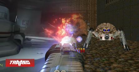 Nostalgia: DOOM Eternal regresará el modo de arma centrada