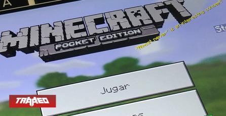 Minecraft Pocket Edition es el mejor juego de Android y Google Play