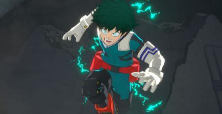 Edición especial de <em>My Hero One's Justice 2</em> tendrá una genial figura de Deku