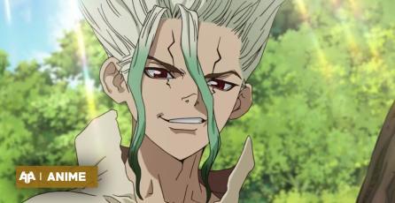 Dr. Stone: Uno de los mejores animes del último tiempo