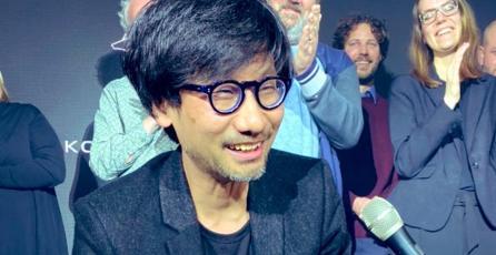 Guerrilla obsequia un queso a Kojima Productions para celebrar su 4.º aniversario