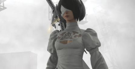Reducen el tamaño de los glúteos del modelo de 2B en <em>Final Fantasy XIV</em>