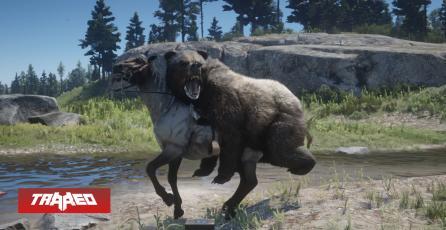 Mod de Red Dead Redemption 2 deja a los Osos montar a caballo