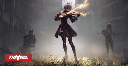 Square Enix registra marca de NieR en Japón