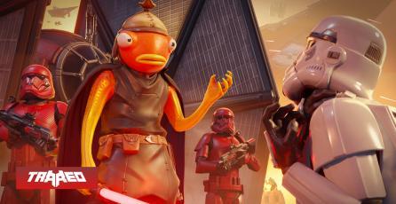 Tremendos duelos: Jugadores de Fortnite aceptan batirse con sables láser