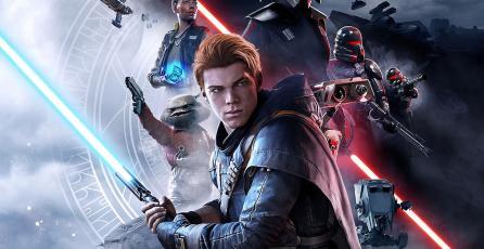 <em>Star Wars Jedi</em> se acerca al primer lugar de ventas en Reino Unido