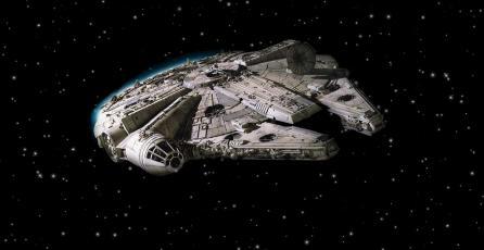 Las fascinantes naves de <em>Star Wars</em>