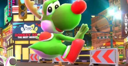 ¡<em>Mario Kart Tour</em> celebrará Navidad y Año Nuevo con mucho contenido!