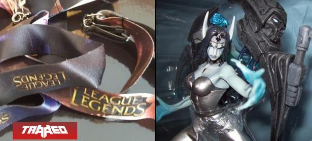 Rematan productos originales de League of Legends