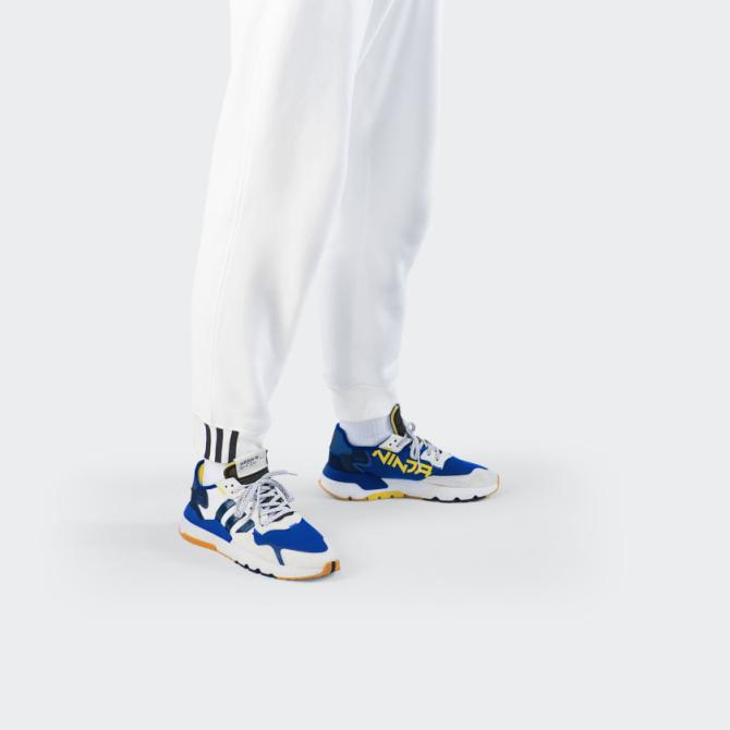 Así lucen los tenis de Adidas y Ninja