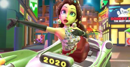 ¡Ya puedes jugar contra otras personas en <em>Mario Kart Tour</em>!