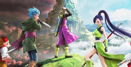 Square Enix revela cuántas copias ha vendido <em>Dragon Quest XI</em>