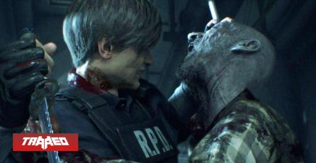 Resident Evil 2 es elegido como el mejor Remake de 2019