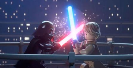 Emociónate con este genial trailer de <em>LEGO Star Wars: The Skywalker Saga</em>