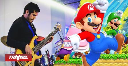 Jazztick lanzará nuevo disco inspirado en música de Mario, culminando un exitoso año