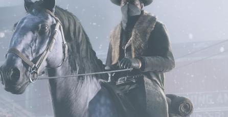 La Navidad llegó al Viejo Oeste en <em>Red Dead Online</em>