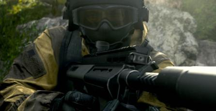 ¡Cuidado! Un arbusto podría eliminarte en<em> Call of Duty: Modern Warfare</em>