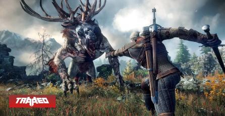 The Witcher 3 aumenta su número de jugadores tras el lanzamiento de la serie