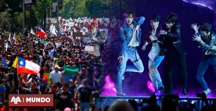 Noticias de Corea apuntan críticas sobre reporte chileno contra K-Pop