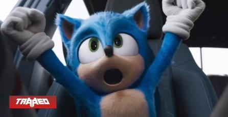Nuevo trailer de Sonic: La película revela cómo consigue sus súper zapatillas