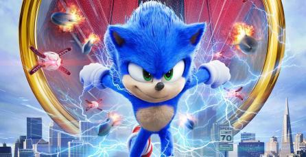 Emociónate con toda la acción del nuevo avance de la película de <em>Sonic</em>