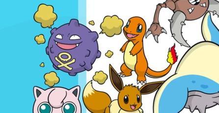 Estos 2 juegos de <em>Pokémon</em> debutaron por sorpresa en Facebook