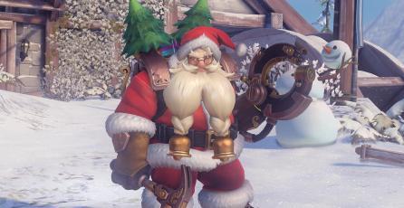 Una sorpresa navideña te aguarda en <em>Overwatch</em>